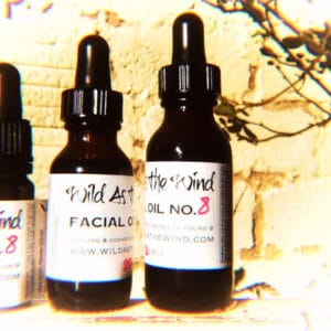 FACIAL OIL No. 8