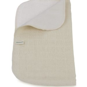 Muslin & Brushed Cotton Face Cloth